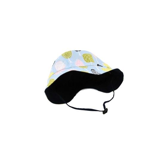 雙面漁夫帽-繽紛森林-孩童