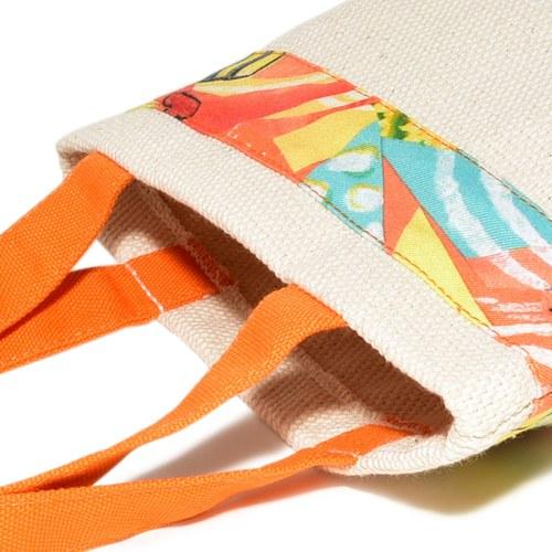 沛樂多益生菌軟糖(1入)+我的家庭真可愛環保提袋-橘色