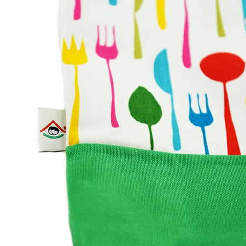 快樂野餐小提袋