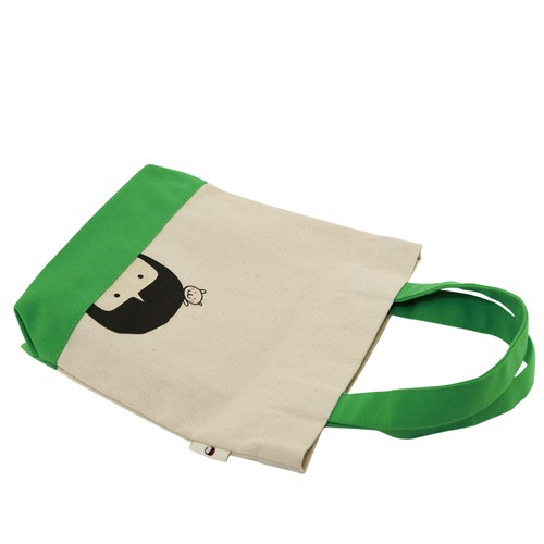 【家扶WaWa】手提袋-草綠