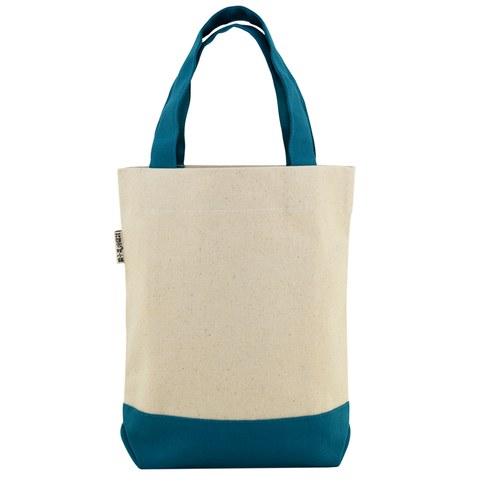 【家扶WAWA】手提袋-湖水藍