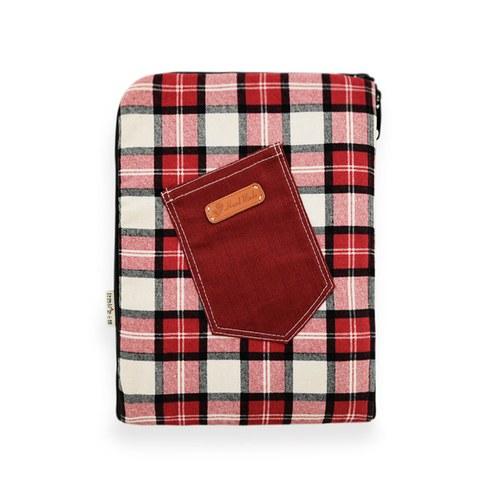 時尚平板包-格蘭學院風(10吋)