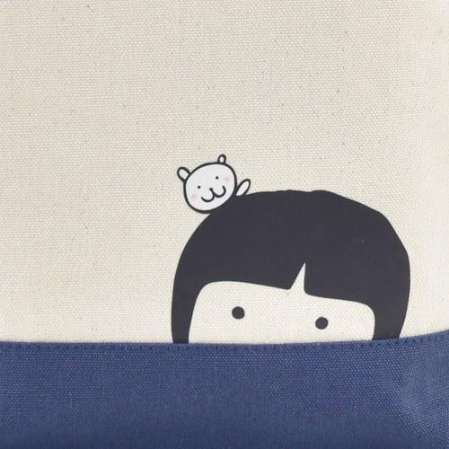【家扶WaWa】手提袋-牛仔藍