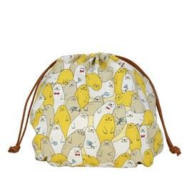 海豹派對-球型束口袋(大)