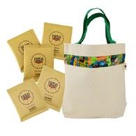 【爸氣十足】A款-精選濾掛咖啡20入+環保提袋加大款-綠色