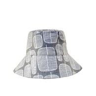 雙面漁夫帽-北歐雪葉-成人
