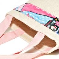 沛樂多益生菌軟糖(1入)+我的家庭真可愛環保提袋-嫩粉色