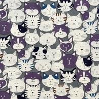 貓咪星球-球型束口袋(小)