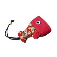 【福滿堂】年年有魚小鑰匙包