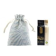 金碳稻香米(1入)+藍白浪花-小束口袋