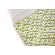 編織小提袋-花信